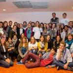 Les volontaires, les membres et l'équipe du Tilt